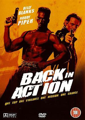 Rent Back in Action Online DVD Rental