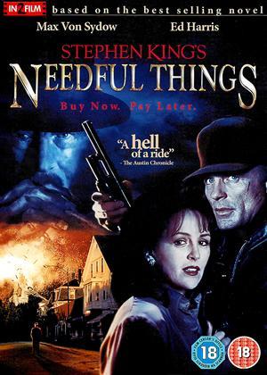 Rent Needful Things Online DVD & Blu-ray Rental