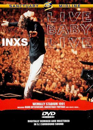 Rent INXS: Live Baby Live Online DVD Rental