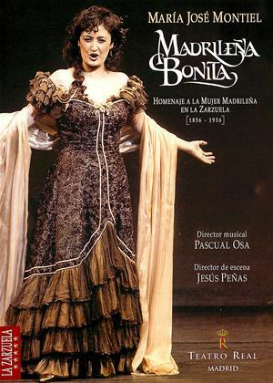 Rent Maria Jose Montiel: Madrilena Bonita Online DVD Rental