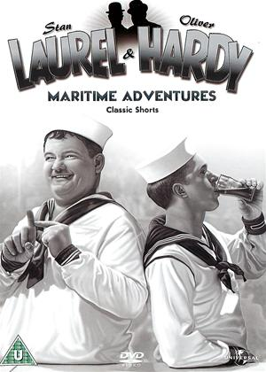 Laurel and Hardy: Vol.16: Maritime Adventures Online DVD Rental