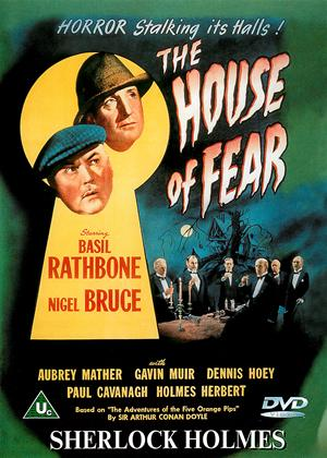 Rent Sherlock Holmes: House of Fear Online DVD Rental