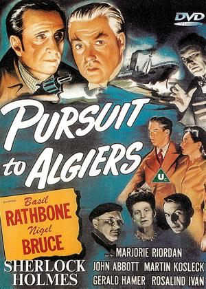 Rent Sherlock Holmes: Pursuit to Algiers Online DVD Rental