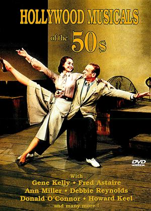 Rent Hollywood Musicals of the 50's Online DVD Rental