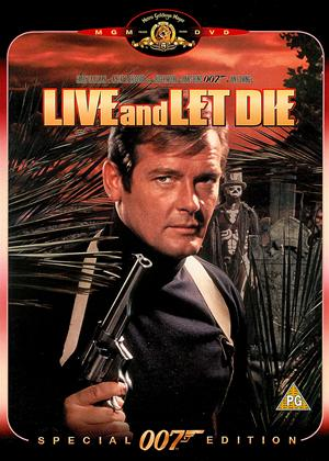 James Bond: Live and Let Die Online DVD Rental