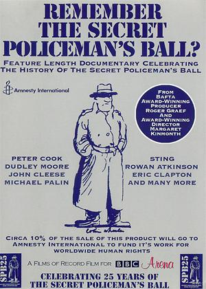 Rent The Secret Policeman's Ball: The Complete Edition: Vol.5 Online DVD Rental