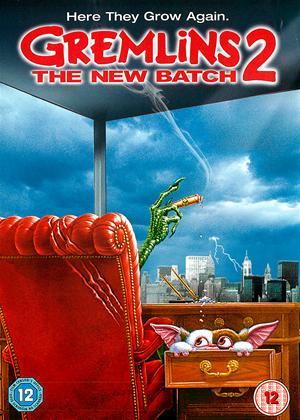 Rent Gremlins 2: The New Batch Online DVD Rental
