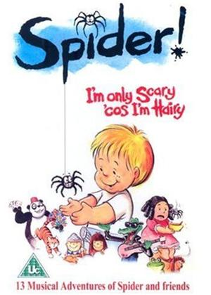 Rent Spider in the Bath: I'm Only Scary Cos I'm Hairy Online DVD Rental