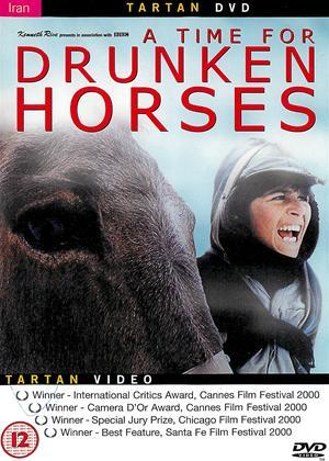 A Time for Drunken Horses Online DVD Rental