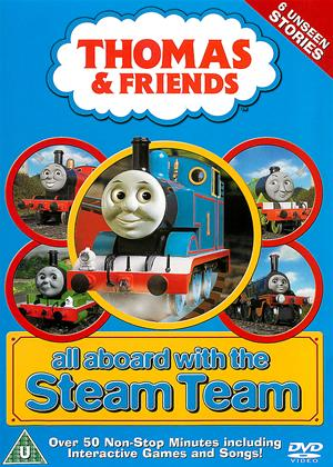 Rent Thomas and Friends: All Aboard with the Steam Team Online DVD Rental