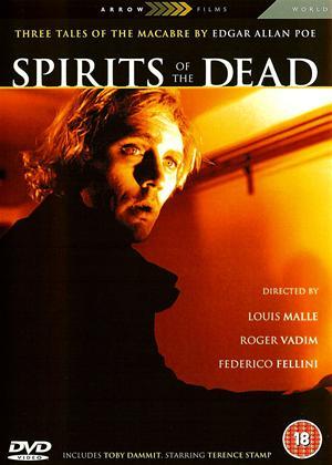 Rent Spirits of the Dead (aka Histoires extraordinaires) Online DVD Rental