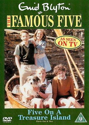 Rent The Famous Five: Five on a Treasure Island: Series Online DVD Rental