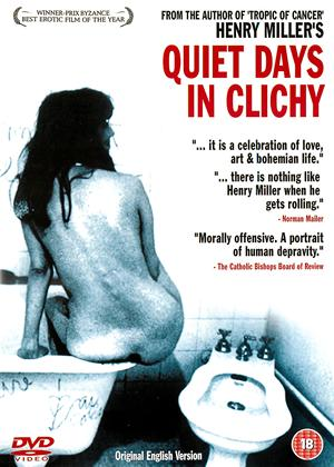 Rent Quiet Days in Clichy (aka Stille dage i Clichy) Online DVD & Blu-ray Rental