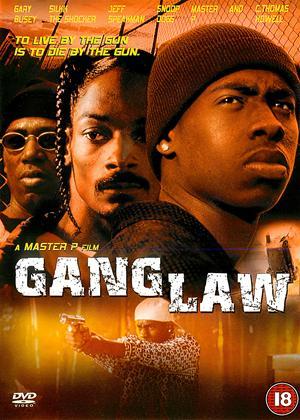 Rent Gang Law Online DVD Rental