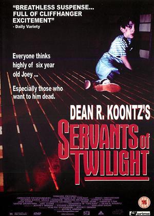 Rent Servants of Twilight Online DVD Rental