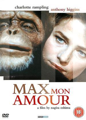Rent Max My Love (aka Max Mon Amour) Online DVD Rental