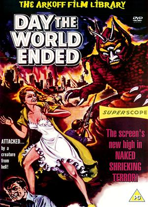Day the World Ended Online DVD Rental