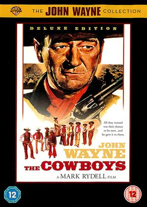 Rent The Cowboys Online DVD & Blu-ray Rental