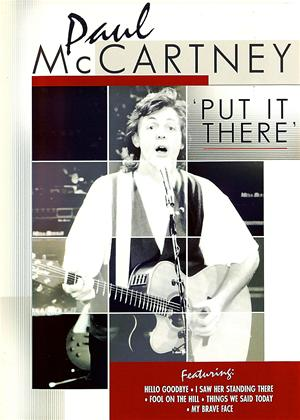 Rent Paul McCartney: Put It There Online DVD Rental