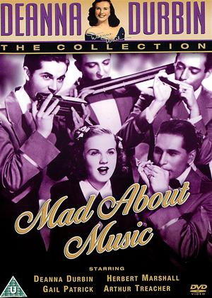 Rent Mad About Music Online DVD Rental