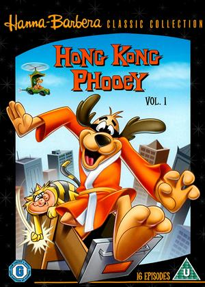 Rent Hong Kong Phooey: Vol.1 Online DVD Rental