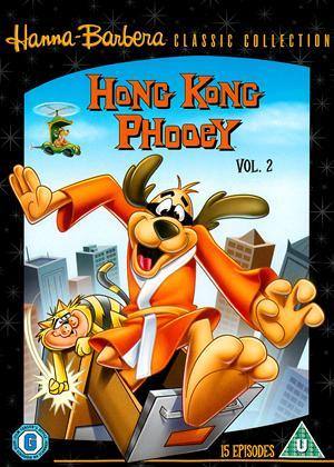 Rent Hong Kong Phooey: Vol.2 Online DVD Rental
