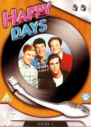Rent Happy Days: Series 1 Online DVD Rental