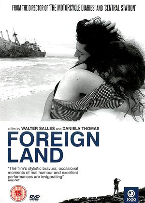 Rent Foreign Land (aka Terra Estrangeira) Online DVD Rental