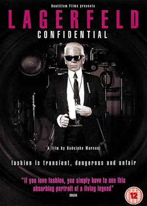 Rent Lagerfeld Confidential Online DVD Rental