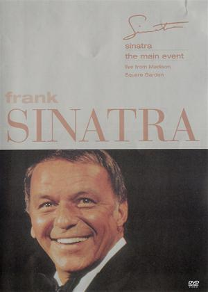 Rent Frank Sinatra: The Main Event Online DVD Rental