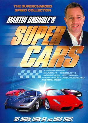 Rent Martin Brundle's Super Cars Online DVD Rental