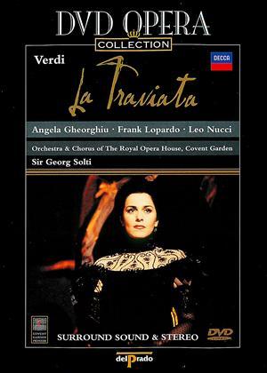 Rent La Traviata: The Royal Opera House (Solti) Online DVD Rental