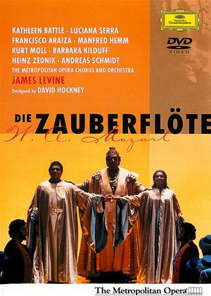 Rent Mozart: Die Zauberflote: Metropolitan Opera Online DVD Rental