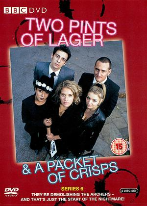 Rent Two Pints of Lager and a Packet of Crisps: Series 6 Online DVD Rental