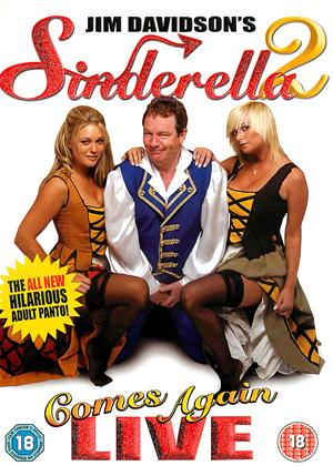 Rent Jim Davidson: Sinderella Comes Again Online DVD Rental