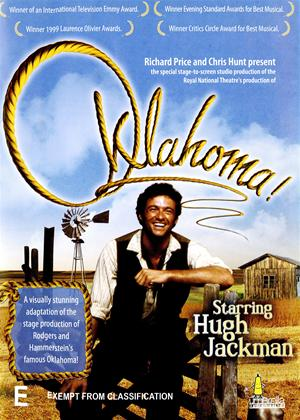 Rent Oklahoma: The Stage Production Online DVD Rental