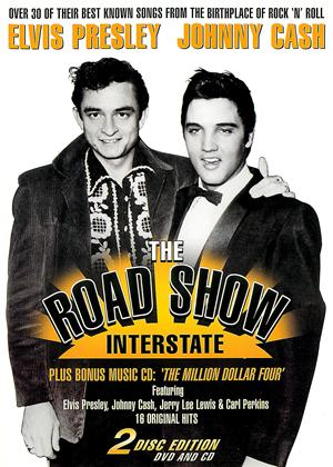 Rent Elvis Presley and Johnny Cash: Road Show Online DVD Rental