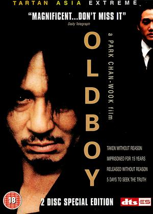 Rent Oldboy (aka Oldeuboi) Online DVD & Blu-ray Rental