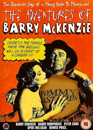 Rent The Adventures of Barry McKenzie Online DVD Rental