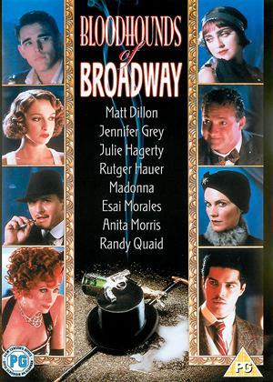 Rent Bloodhounds of Broadway Online DVD Rental
