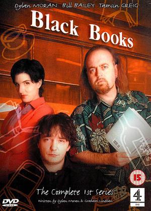Rent Black Books: Series 1 Online DVD Rental