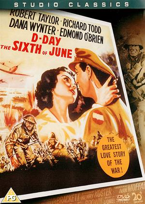 Rent D-Day, Sixth of June Online DVD Rental