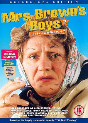 Rent Mrs. Brown's Boys: Series 2 Online DVD Rental