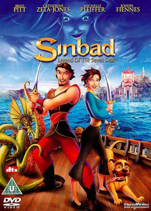 Rent Sinbad: Legend of the Seven Seas Online DVD & Blu-ray Rental