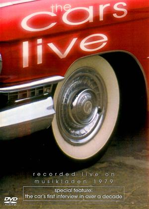 Rent The Cars: Live Online DVD Rental