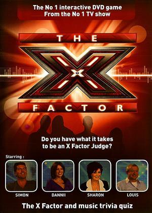 Rent X Factor Interactive Online DVD Rental