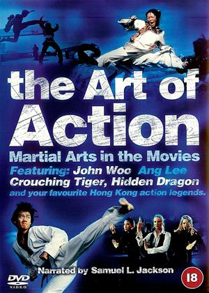 Rent The Art of Action Online DVD & Blu-ray Rental