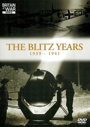 Rent The Blitz Years: 1939 to 1941 Online DVD Rental
