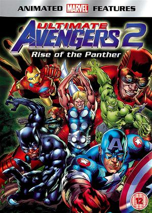 Rent Ultimate Avengers 2: Rise of the Panther Online DVD Rental
