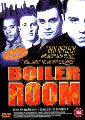 Rent Boiler Room Online DVD & Blu-ray Rental